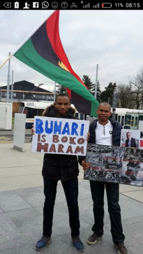 IPOB 2016 UN Geneva Protest (biatimes.com)