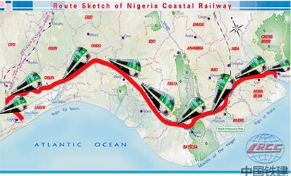 Lagos-Calabar-rail