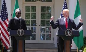 President Buhari and President Trump