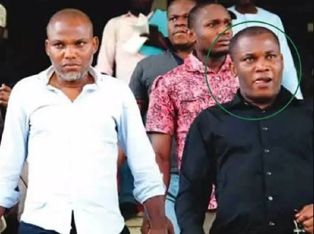 IPOB Leader Nnamdi Kanu and Brother Emmanuel Kanu